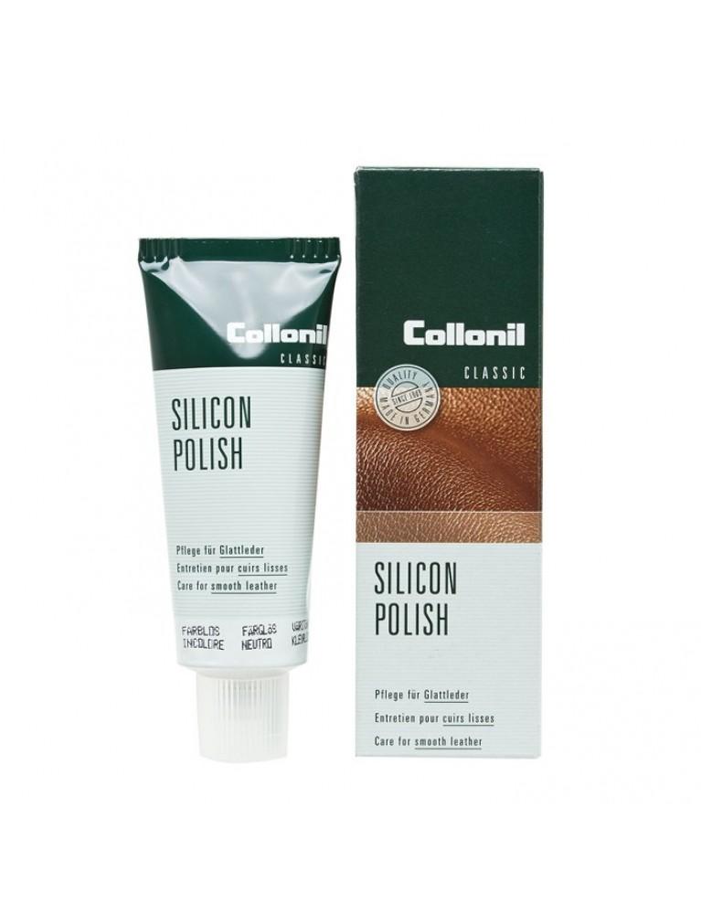 Крем Collonil Silicon Polish черный 75ml