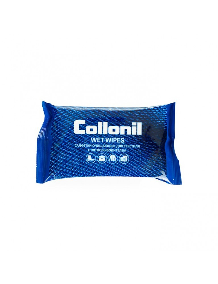 Салфетка Collonil  Wet Wipes для текстиля