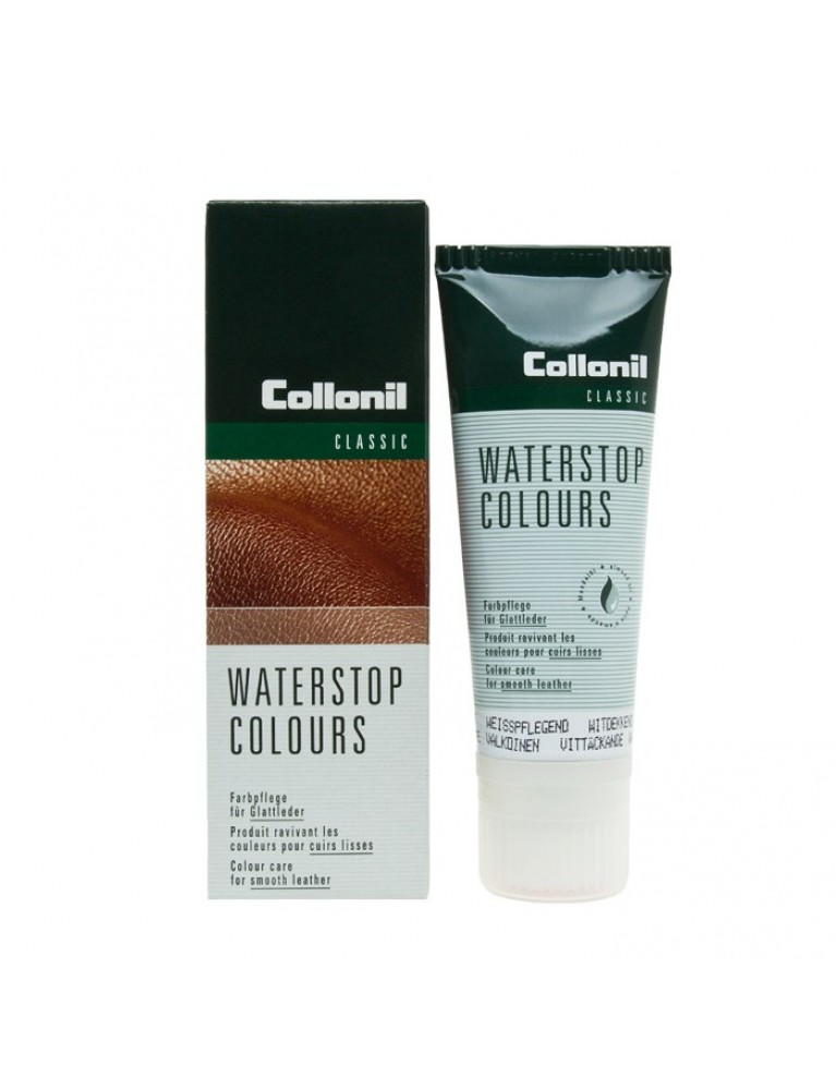 Крем Collonil Waterstop Tube темно-серый 75ml