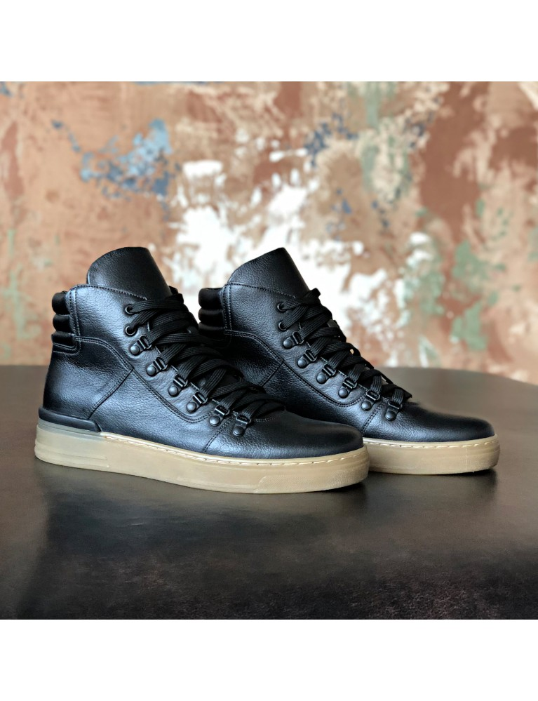 Ботинки Roberto Venuti 4705R-N1276-01B
