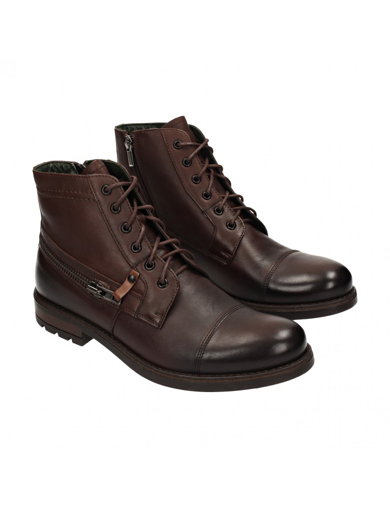 Ботинки Roberto Venuti L3857R-BR863-03W