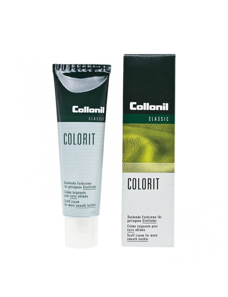 Крем Collonil Colorit Tube черный 50ml